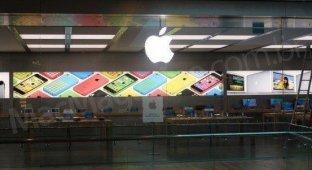 Открывается самый дорогой в мире Apple Store