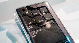 ZTE представила модульный смартфон Eco-Mobius [фото]