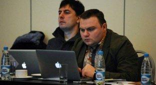 Рабочие столы: Александр Плющев блогер и журналист