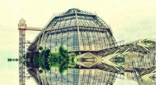 Невероятная архитектура: художник показал как правильно снимать здания на iPhone [фото]