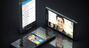 BlackBerry анонсировала BlackBerry Z3 – 5-дюймовый сенсорный смартфон за $200