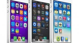 Лучшие темы для iOS 7 на этой неделе: Laguna 3 Zanilla iRa и другие