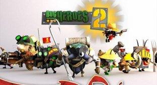 Bug Heroes 2 — масштабная мобильная MOBA