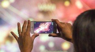 Шесть приложений показанных в новой рекламе iPhone 5s