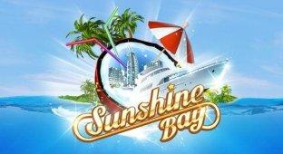 Sunshine Bay — лазурный берег и солнце в зените