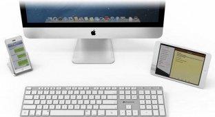 Kanex представила клавиатуру Multi-Sync для Mac iPad и iPhone [видео]