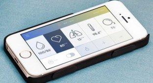 Чехол Wello – полноценный мониторинг здоровья