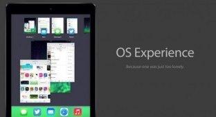 Твик OS Experience привносит многозадачность OS X на iPad