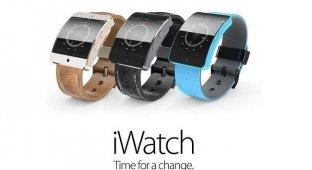 Умные часы Apple действительно будут называться «iWatch»