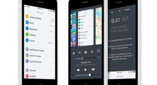 Дизайнер показал концепт многозадачности объединенной с Центром управления в iOS 8