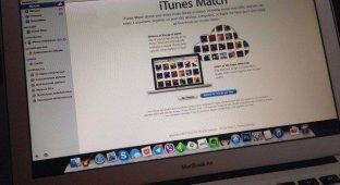 Как приобрести iTunes Match в России и Украине