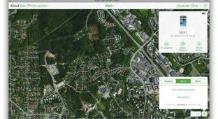 Сервис «Найти iPhone» на iCloud.com переходит на карты Apple