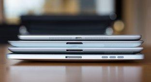 iPad удерживает звание самого продаваемого планшета