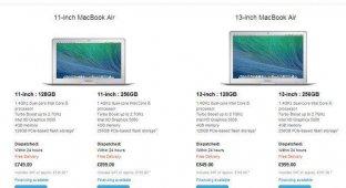 MacBook Air 2014 года. Теперь ещё дешевле