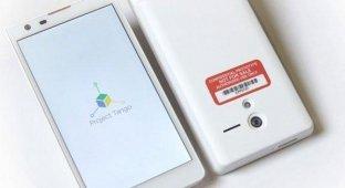 Google разрабатывает 7-дюймовый планшет с 3D-сканером