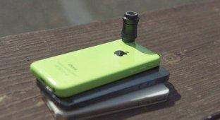 Lensbabies выпустила фирменный объектив для создания креативных фото на iPhone [видео]