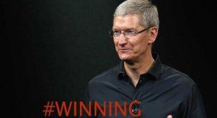 Как Тим Кук отремонтировал тайваньцу iPhone 5s