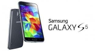 Samsung показала новый флагман Galaxy S5 с монитором сердечного ритма и сканером отпечатков пальцев [фото]