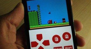 webNES — эмулятор Nintendo без джейлбрейка