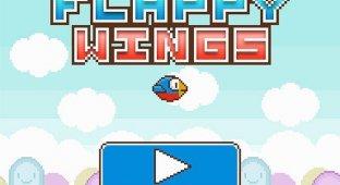 Flappy Wings — реинкарнация Flappy Bird