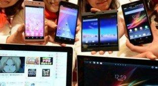 Apple заняла 15 5% мирового рынка смартфонов в 2013 году