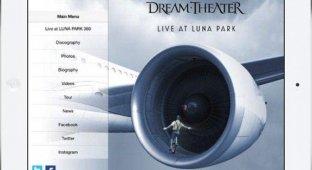 Dream Theater 360: новый взгляд на рок-сейшн [видео]